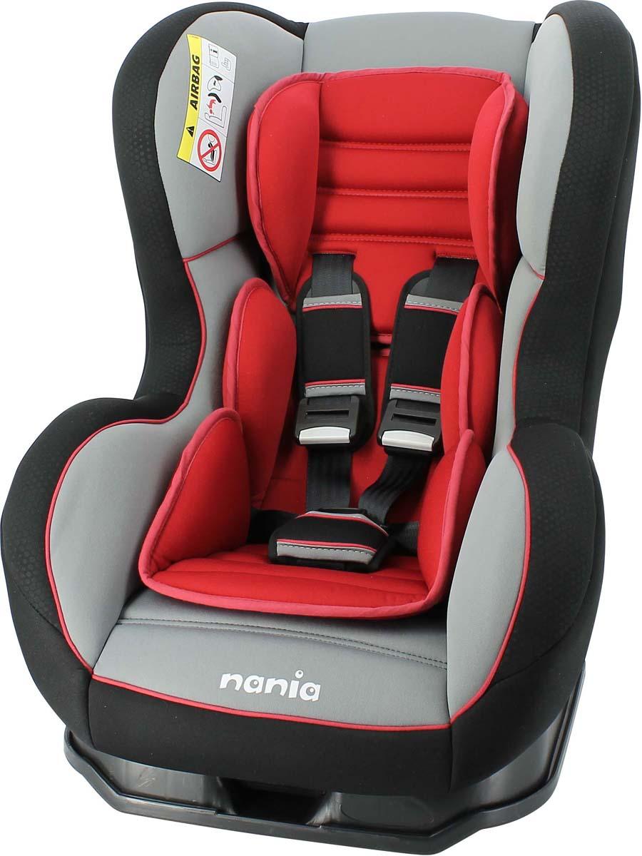Автокресло Nania Cosmo SP от 0 до 18 кг, 393070, rouge автокресло nania cosmo sp fst pop red