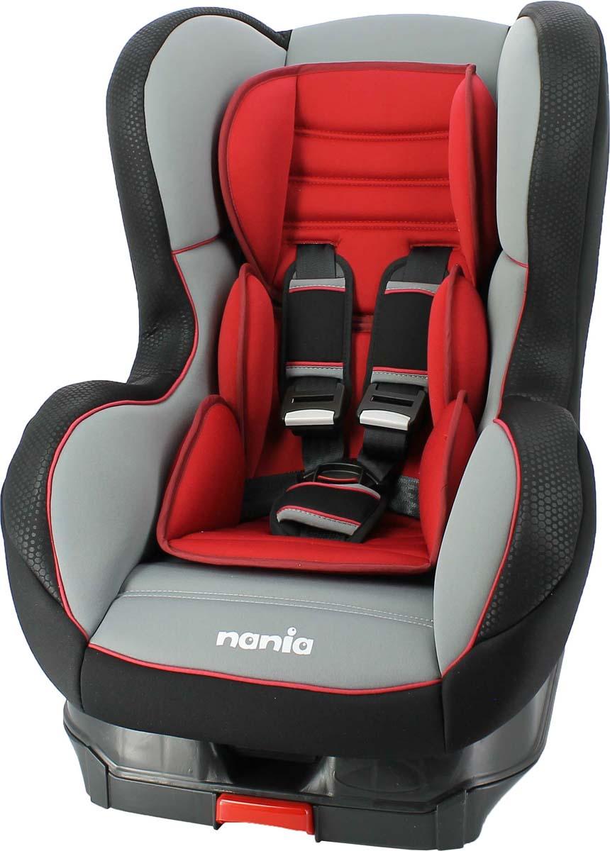 Nania Автокресло Cosmo SP LX Isofix Rouge от 0 до 18 кг