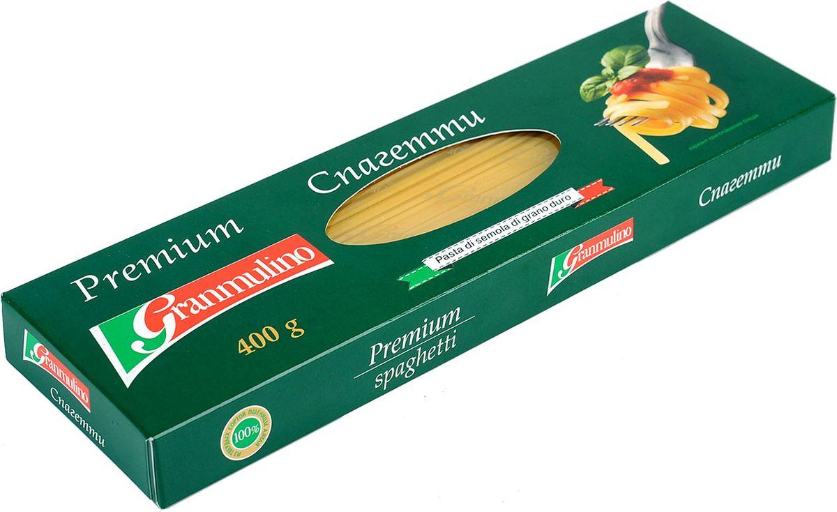 Granmulino-Premium спагетти, 400 г granmulino premium ёлочка 59 350 г