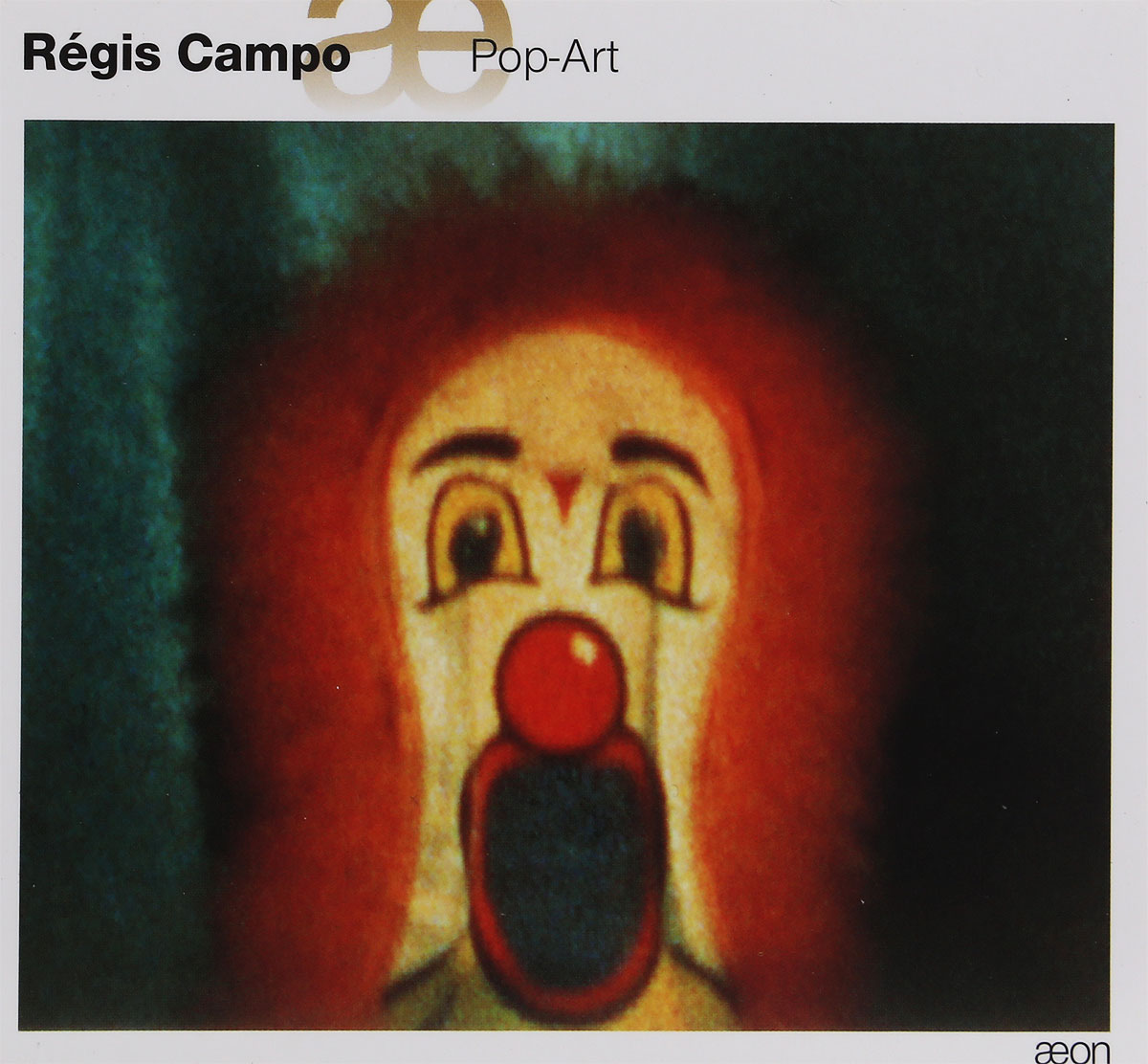 Regis Campo. Pop Art ковер wonderful regis mewji mewji