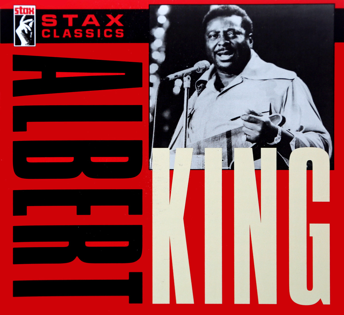 Альберт Кинг Albert King. Stax Classics albert king albert king i get evil 2 lp