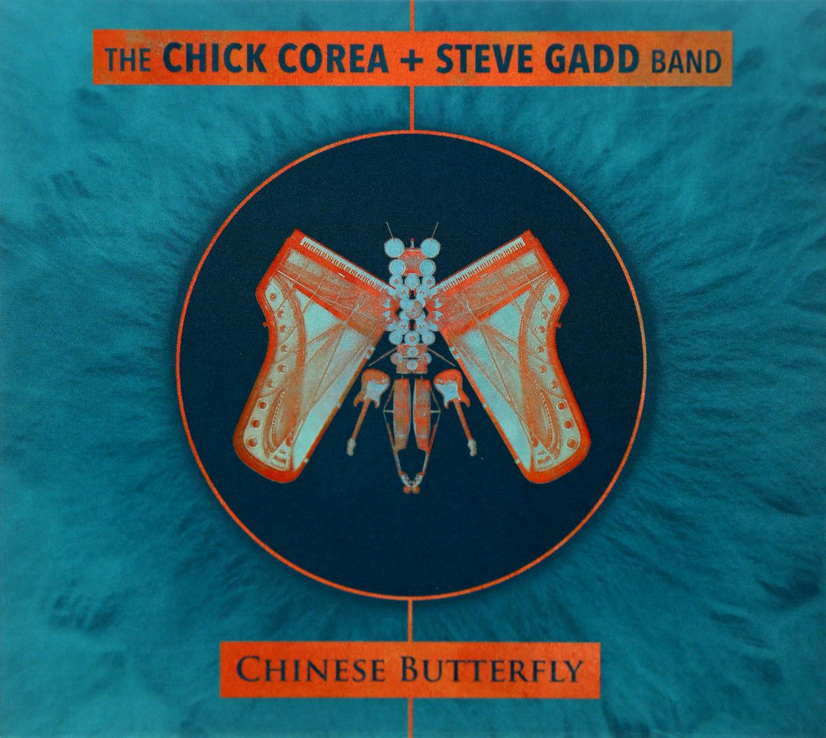 Чик Кориа,Стив Гэдд Chick Corea, Steve Gadd. Chinese Butterfly (2 CD) lilly haines gadd triz for dummies