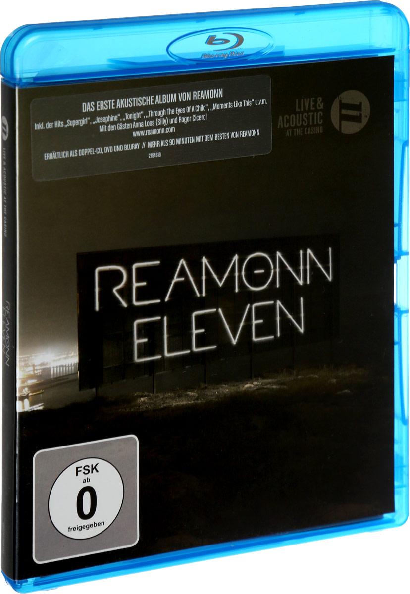 Фото - Reamonn Reamonn. Live & Acoustic At The Casino (Blu-ray Audio) dream theater live at luna park blu ray