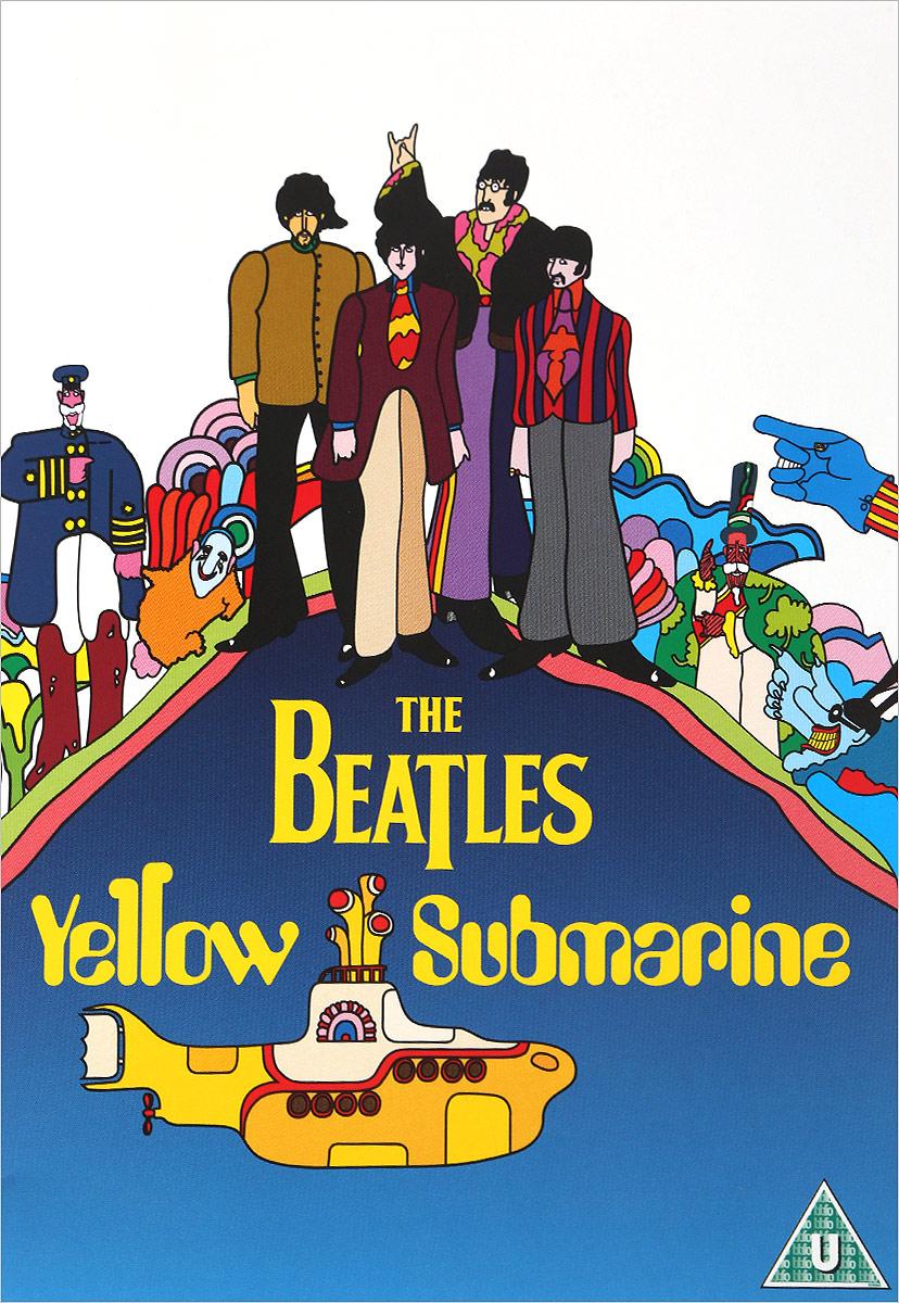 цена на The Beatles The Beatles. Yellow Submarine