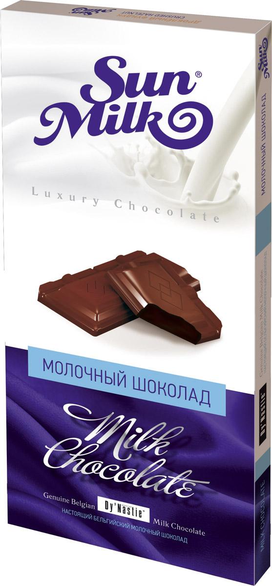 Династия Sun Milk молочный шоколад, 100 г династия династия 05 009 03