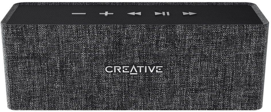 Беспроводная колонка Creative Nuno, Black (51MF8270AA000)