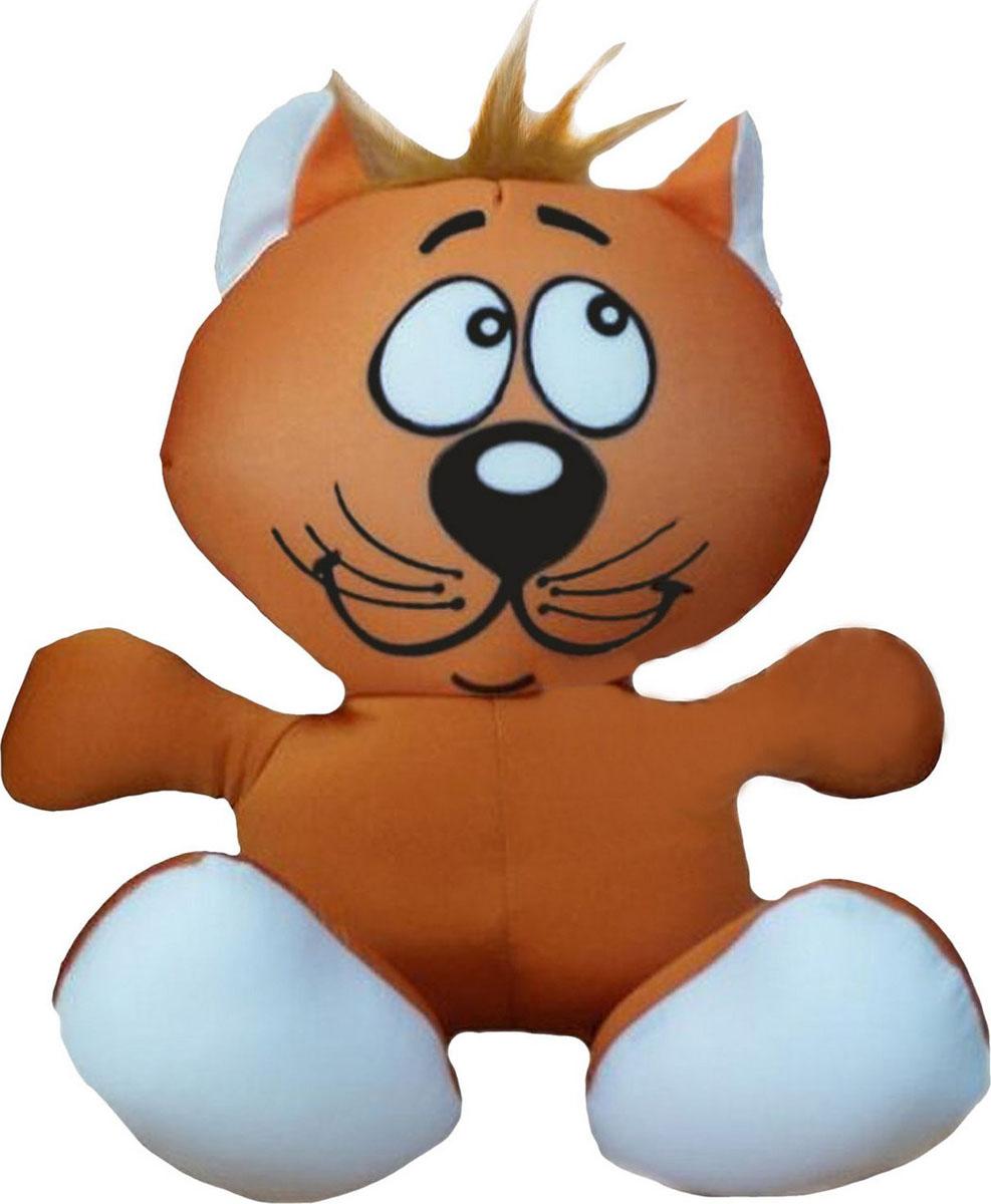 """Подушка-игрушка антистрессовая Штучки, к которым тянутся ручки """"Кот Гарфилд"""". 10аси11ив-1"""