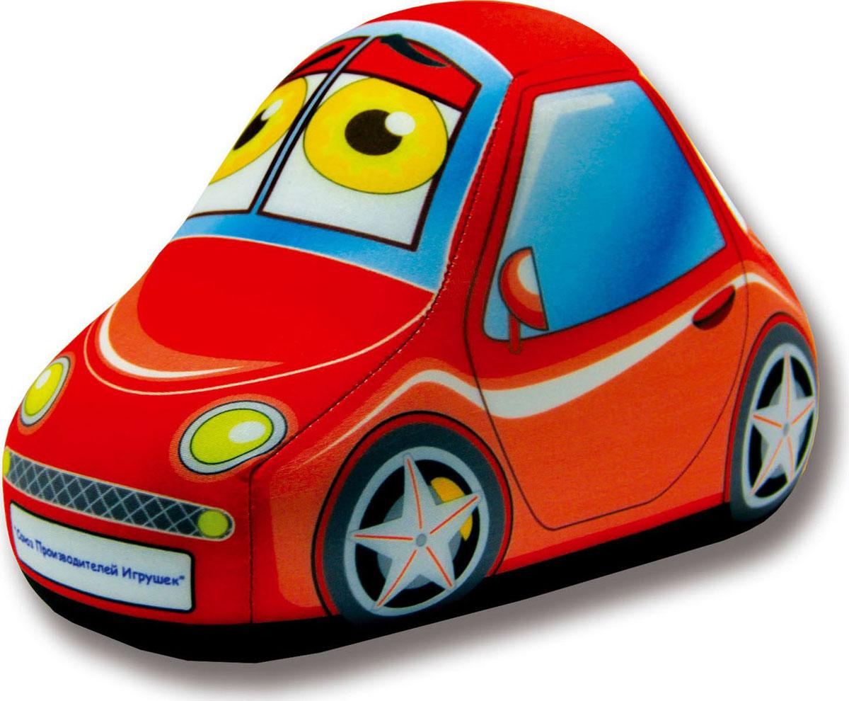 """Подушка-игрушка антистрессовая Штучки, к которым тянутся ручки """"Машинки"""". 13аси10ив-3"""