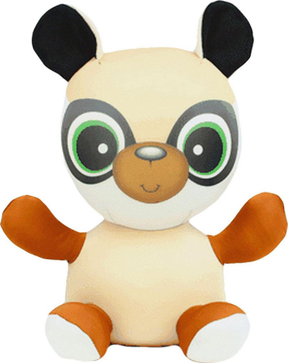 Подушка-игрушка антистрессовая Анимашки. Щенок, бежевый