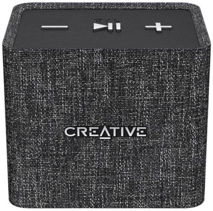 Беспроводная колонка Creative Nuno Micro, Black (51MF8265AA000)