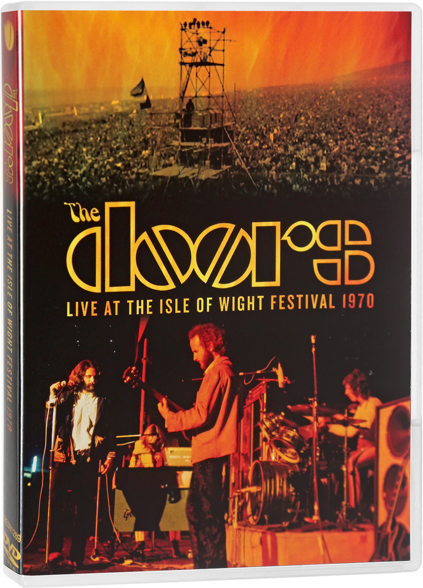 The Doors The Doors. Live At The Isle Of Wight Festival 1970 (DVD) the doors the doors live in boston 1970 3 cd