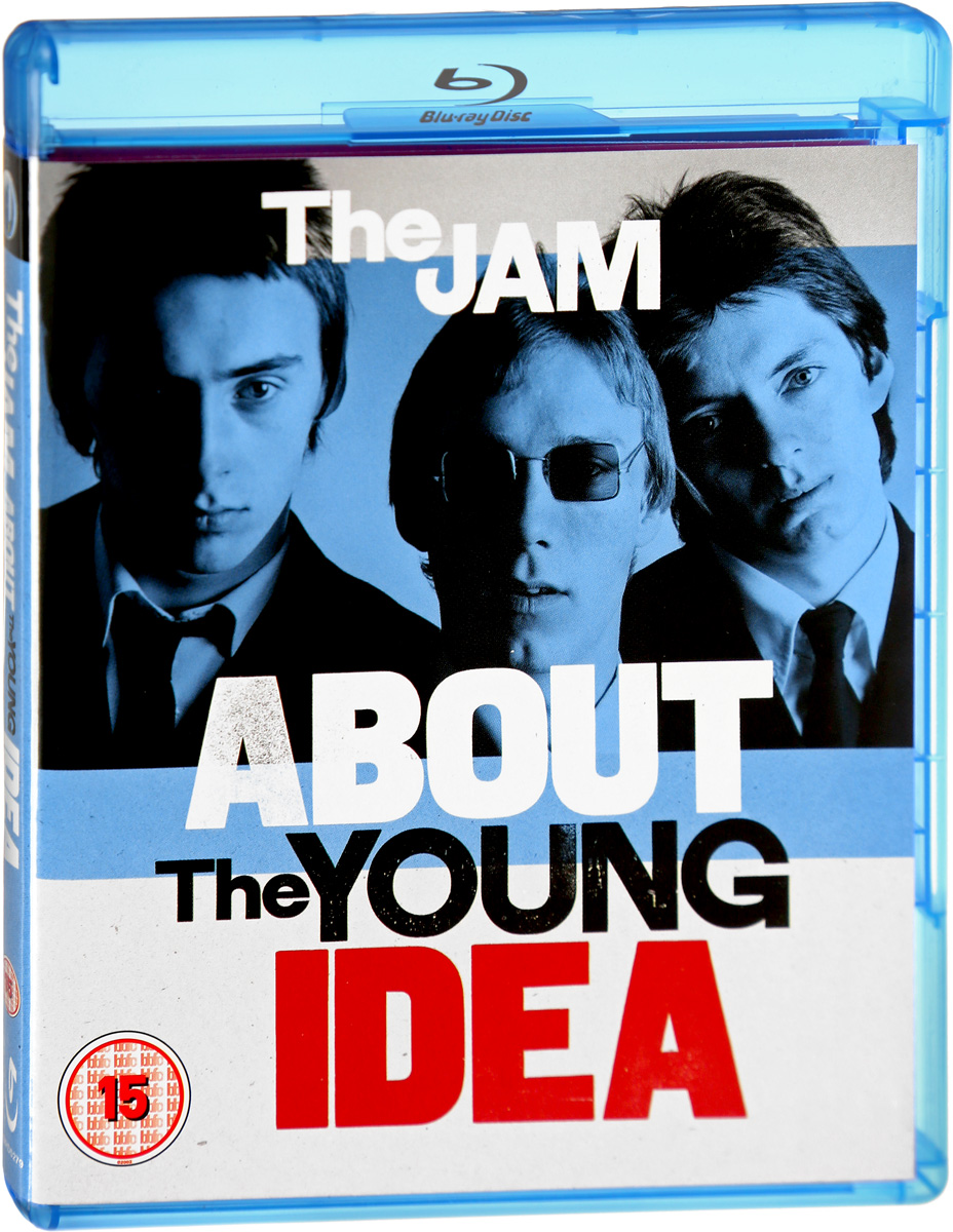 The Jam The Jam. About The Young Idea (Blu-ray Audio) jam jam this is the modern world