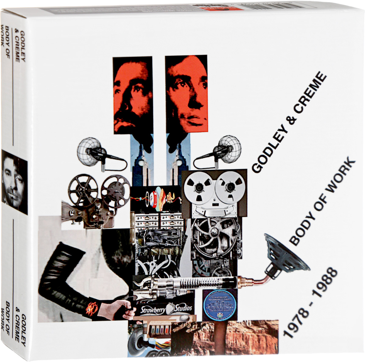 Godley & Creme Godley & Creme. Body of Work (5 CD) godley alfred denis aspects of modern oxford by a mere don