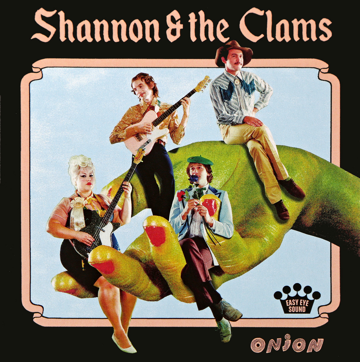 Shannon,The Clams Shannon & The Clams. Onion shannon s the song rising