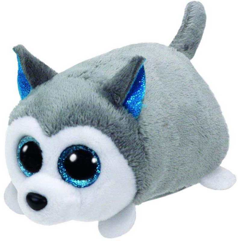 Фото - TY Мягкая игрушка Щенок Prince 10 см ty teeny tys мягкая игрушка щенок candy 10 см