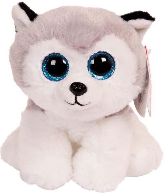 ABtoys Мягкая игрушка Собачка хаски 15 см 109301 мягкая игрушка abtoys собачка