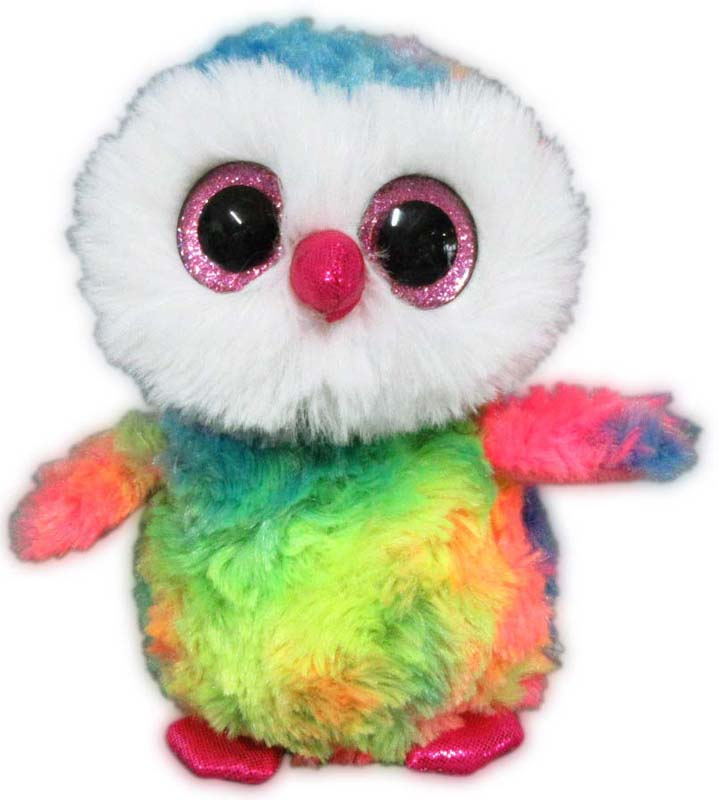 Teddy Мягкая игрушка Совенок цвет разноцветный 15 см наволочка dream time dream time mp002xu0e4gf
