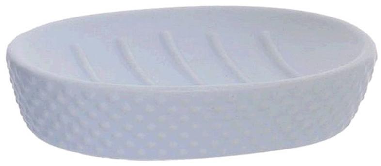 """Мыльница DCasa Ostrich, голубой2293502BМыльница D'Casa """"Ostrich"""" голубая - качественный и практичный аксессуар для ванной или кухни. Изготовлена из прочной керамики, отличается простотой в уходе, всегда имеет непревзойденный внешний вид без следов пятен и разводов. Рифленая наружная поверхность предотвратит выскальзывание из мокрых рук."""