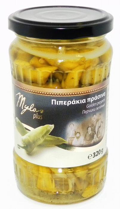 Mylos plus Перец зеленый, 0,37 л