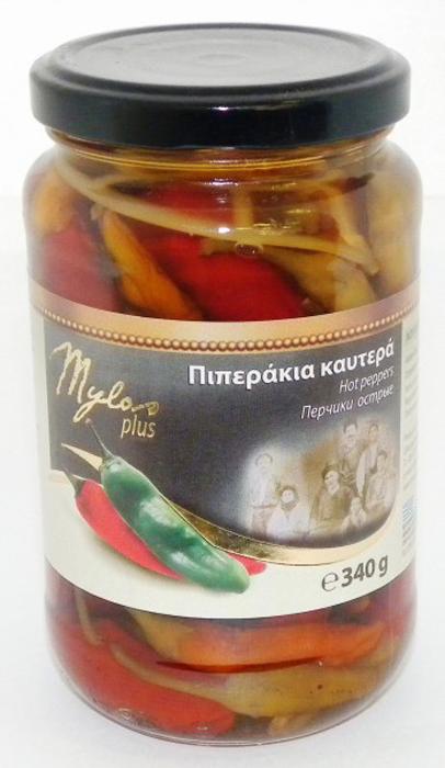Mylos plus Перчики острые (красный и зеленый), 0,37 л