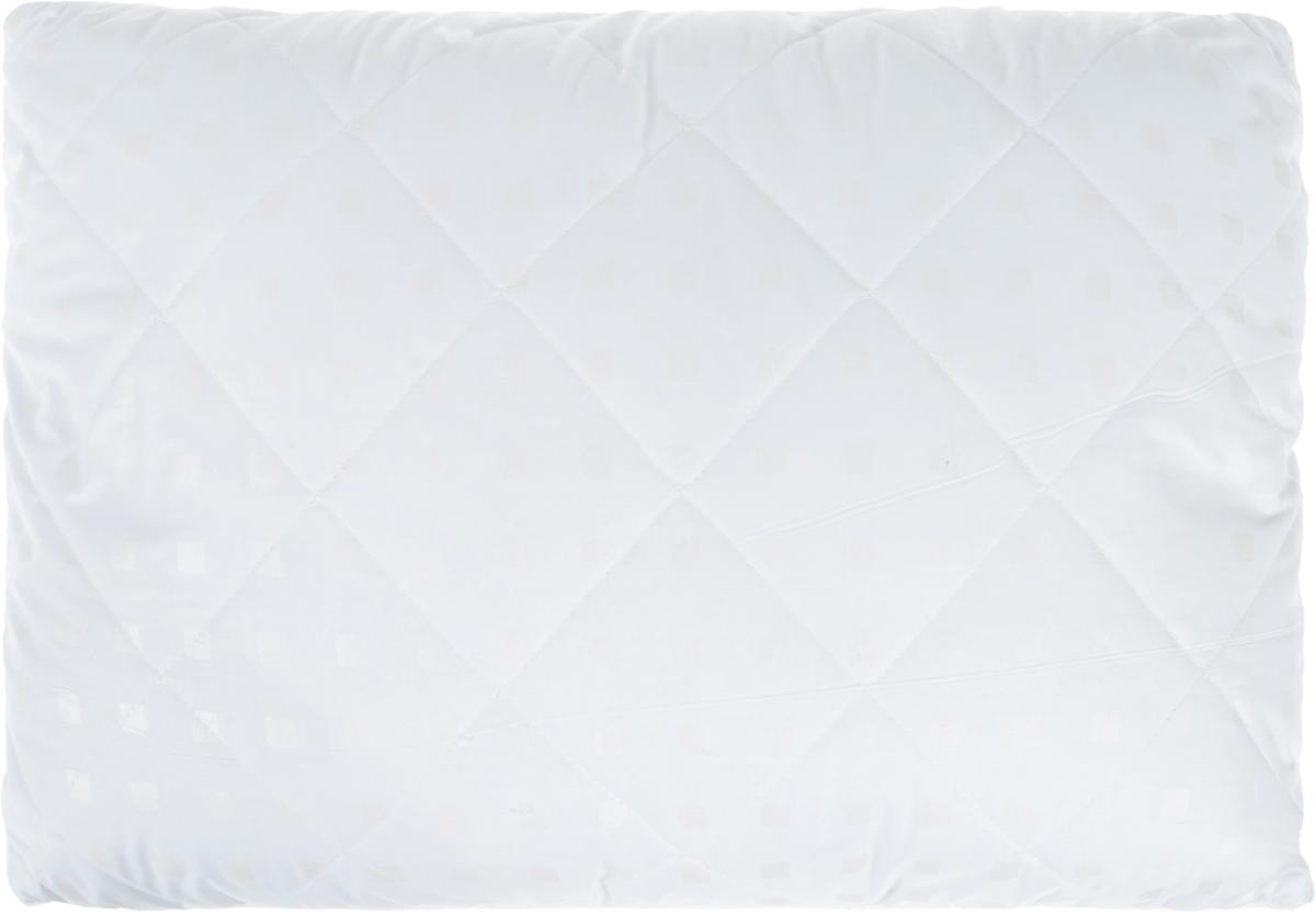 Подушка Bio-Teхtiles Очарование, наполнитель: искусственный лебяжий пух, цвет: белый, 50 х 70 см подушка bio textiles полезный сон наполнитель лебяжий пух цвет бежевый 50 х 70 см psl737