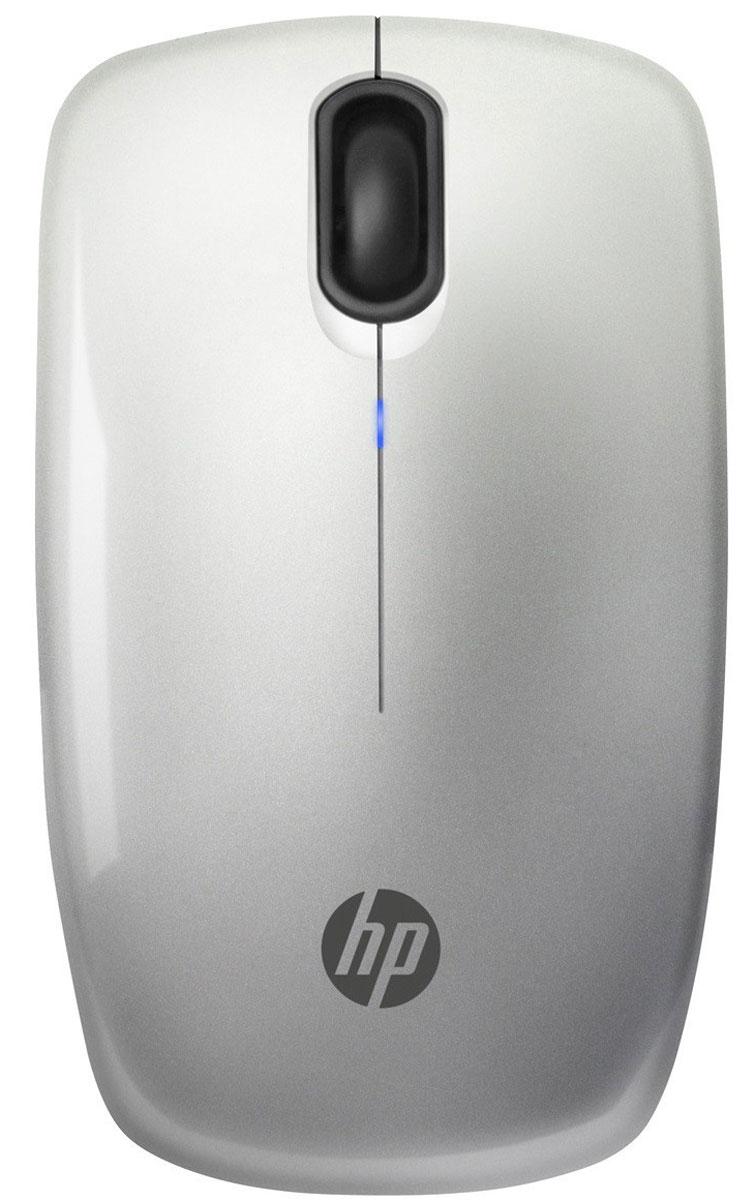 лучшая цена Мышь HP Z3200, Silver