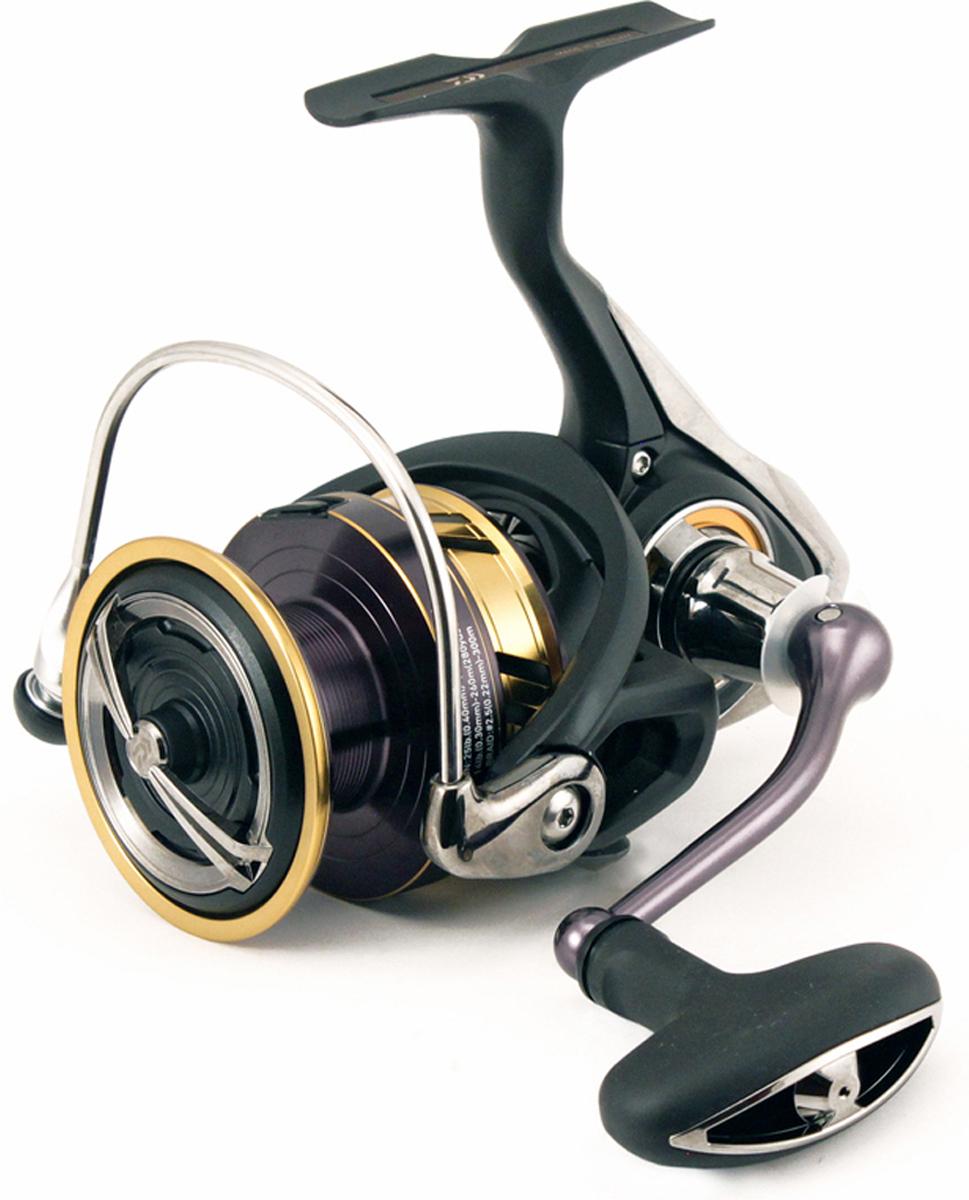 Катушка рыболовная Daiwa 17 Legalis LT 6000D-H, безинерционная