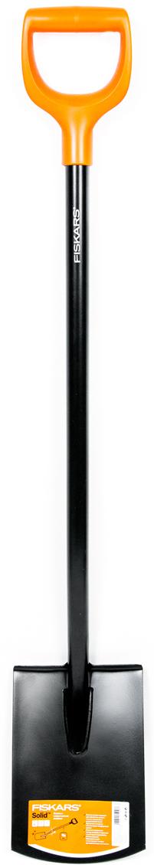 цена на Лопата Fiskars Solid, с закругленным лезвием