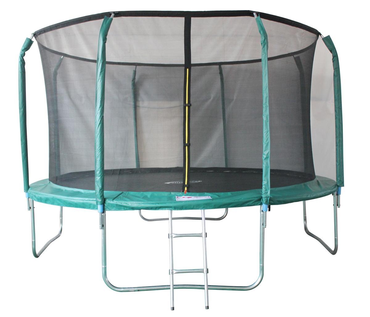 Батут Sport Elit, с лестницей и защитной сеткой, диаметр 366 см. GB10211-12FT цена