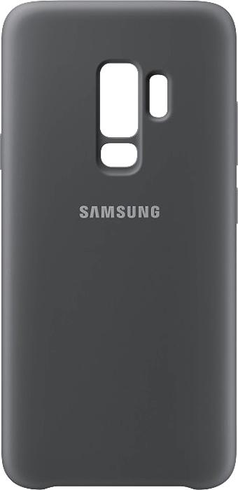 Samsung Silicone Cover чехол для Galaxy S9+, Black
