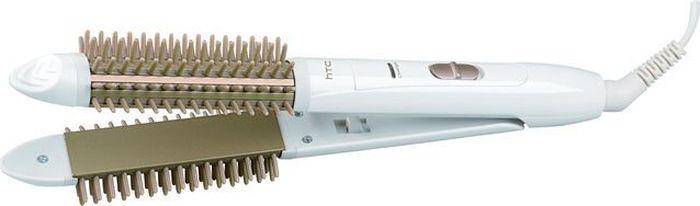 HTC JK-7029, White выпрямитель для волос htc jk 7029 white выпрямитель для волос