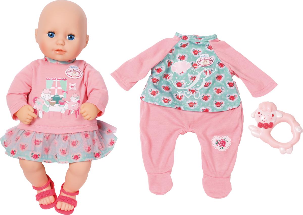 Zapf Creation Кукла My first Baby Annabell С дополнительным набором одежды 36 см кукла zapf creation my first baby annabell 700 518 page 8 page 2 page 8
