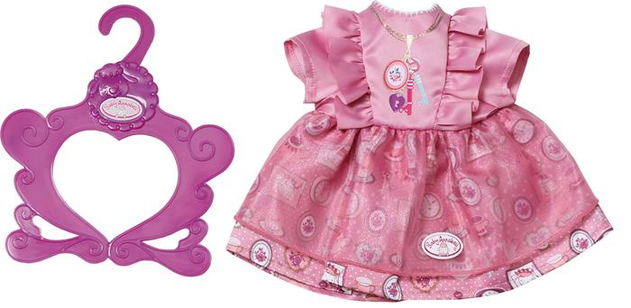 Zapf Creation Одежда для куклы Baby Annabell 700-839 zapf creation одежда для куклы zapf creation baby annabell спокойной ночи платье и тапочки