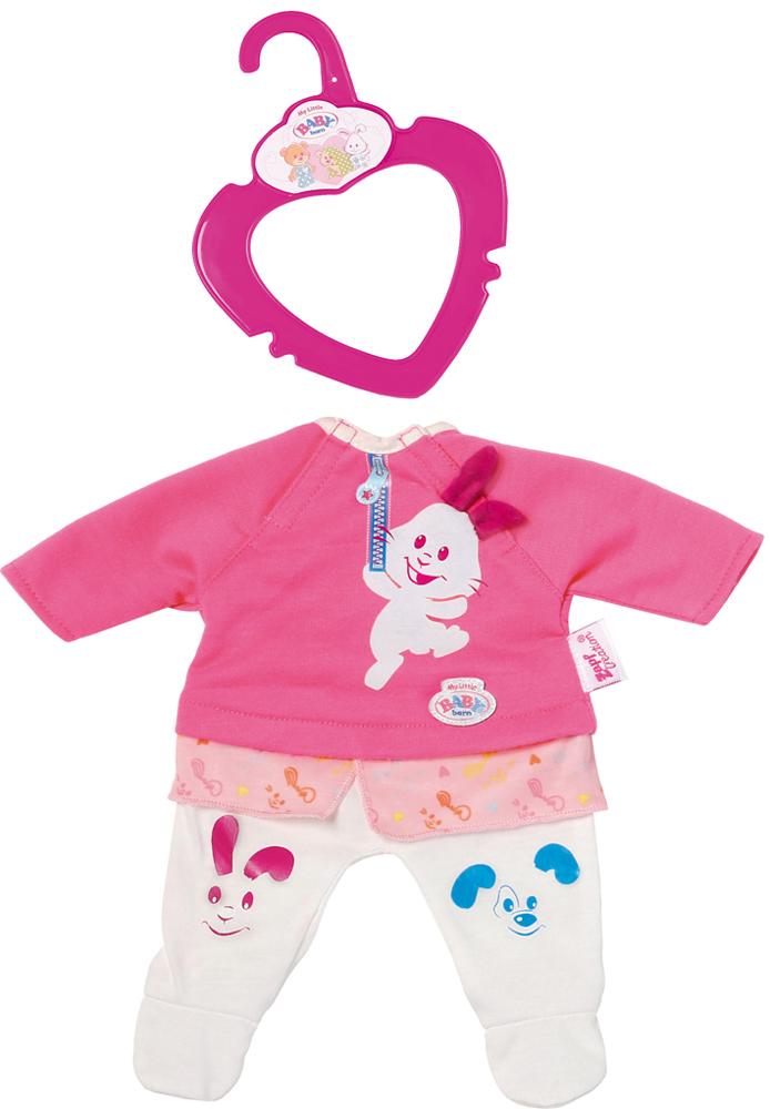 Zapf Creation Одежда для куклы my little BABY born цена