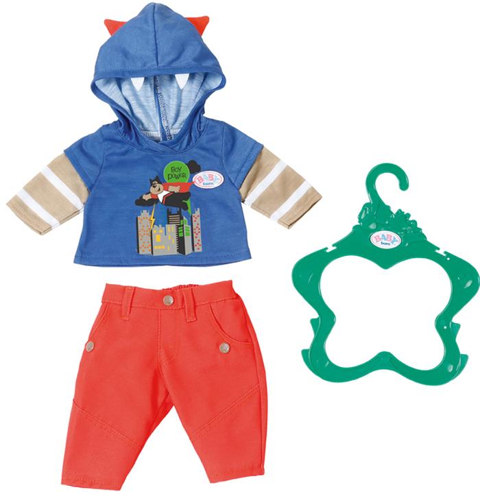 Zapf Creation Одежда для куклы BABY born 824-535 цена