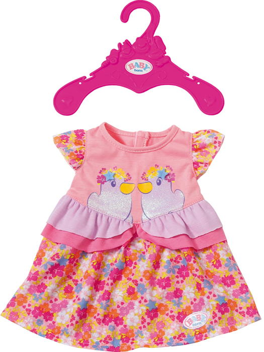 Zapf Creation Одежда для куклы BABY born 824-559 цена