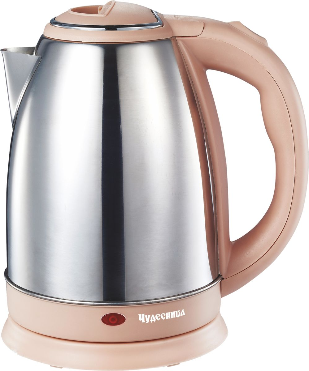 Электрический чайник Чудесница ЭЧ-2016 чайник чудесница эч 2004 brown