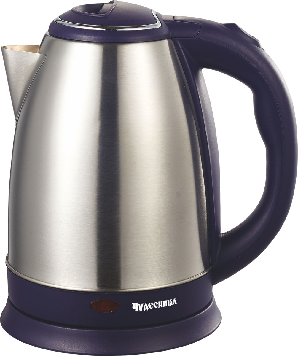 Чудесница ЭЧ-2017, Purple чайник электрический чайник чудесница эч 2004 brown