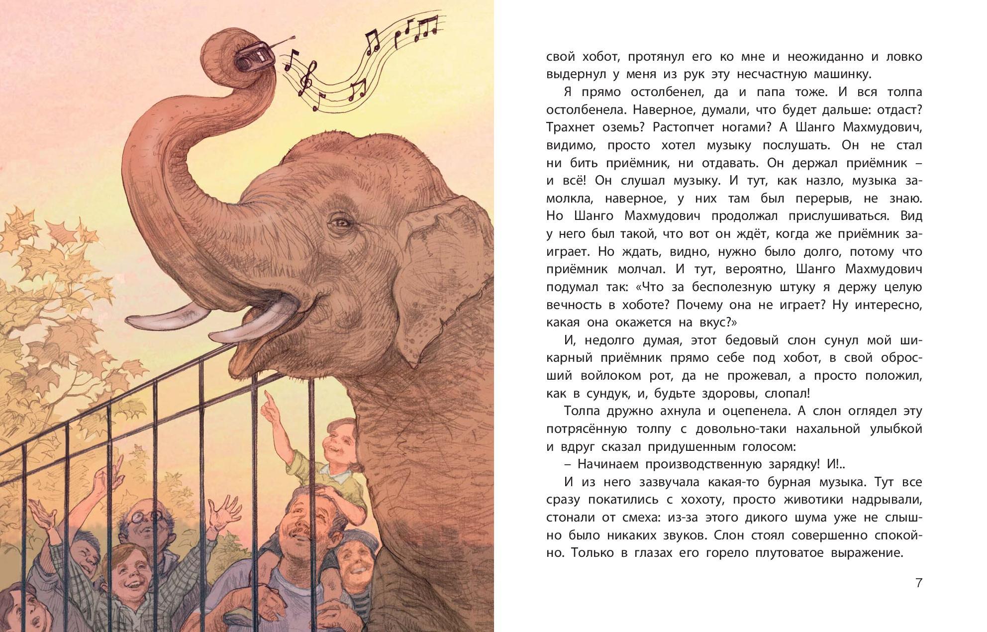 Слон и радио картинки