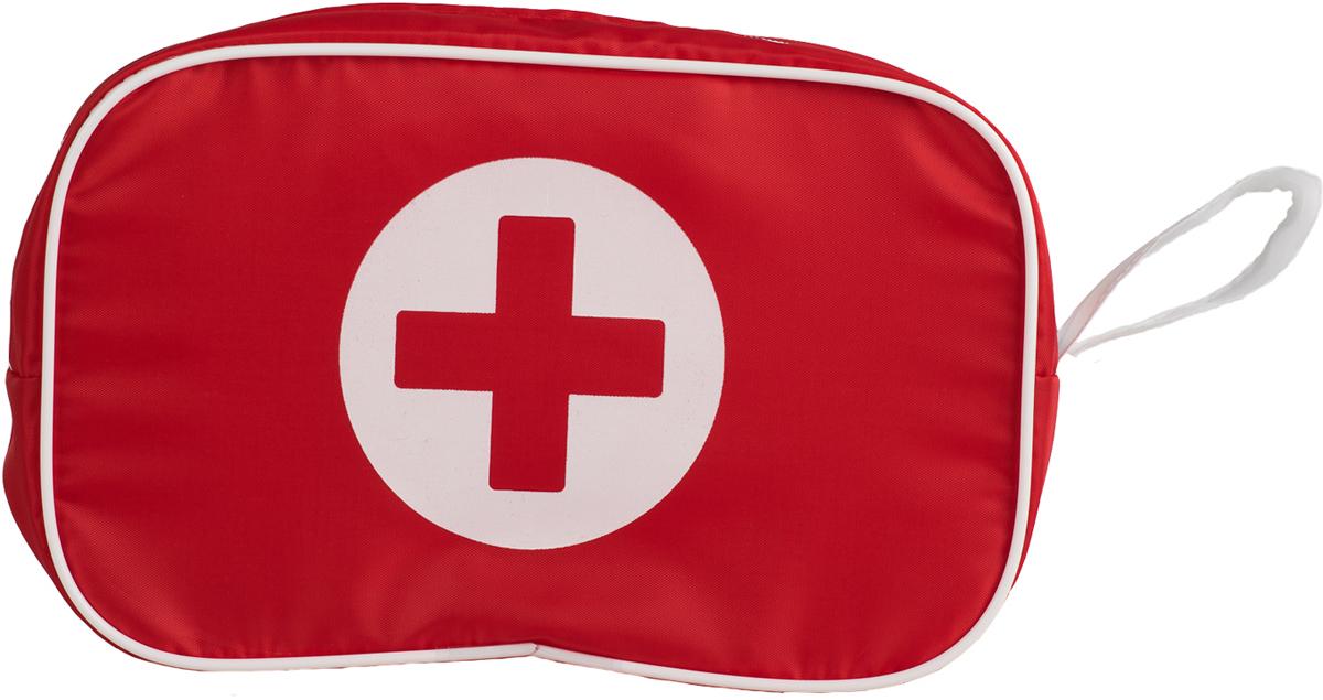 Аптечка Homsu, цвет: красный, 20 х 15 х 5 см аптечка апполо автоледи ст101642