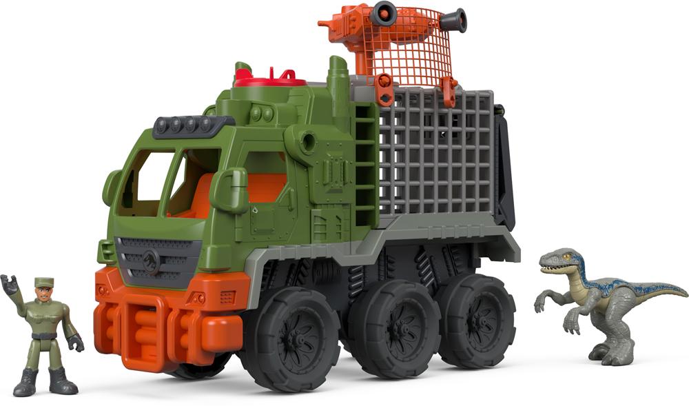 Imaginext Игровой набор Jurassic World Бронетранспортер imaginext интерактивная игрушка jurassic world гигантский роботизированнй динозавр