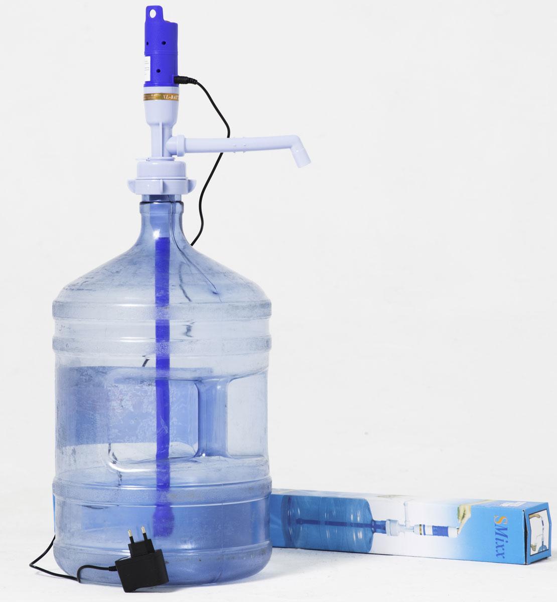 Помпа для воды SMixx Xl-D2, Grey Blue электрическая SMixx