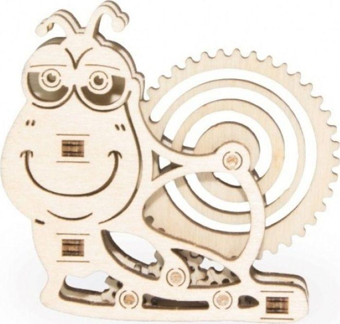 Wood Trick 3D-пазл Вудик Улитка