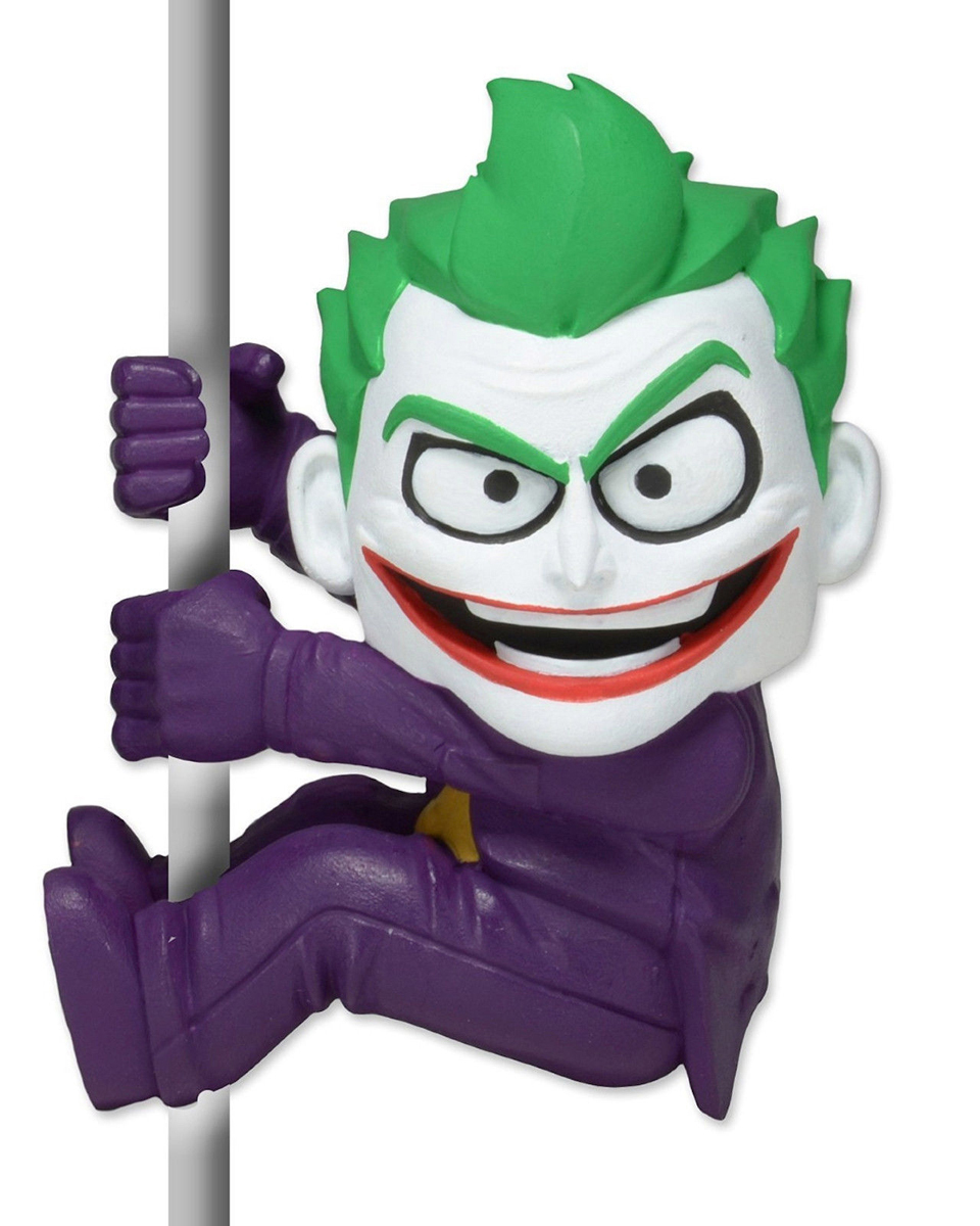 Neca Фигурка Scalers Mini Figures 3.5 Series 1 Joker цена