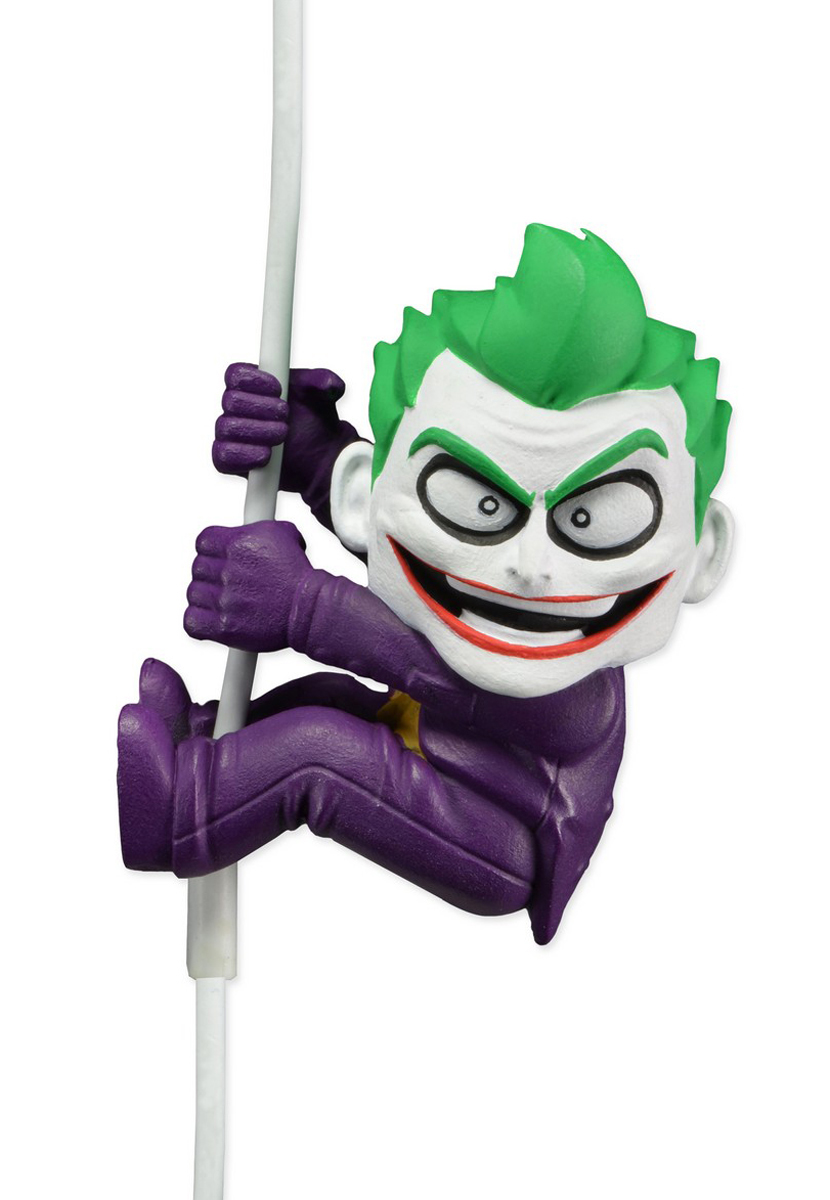 Neca Фигурка Scalers Mini Figures 2 Wave 2 Joker фигурка scalers adventure time finn 5 см