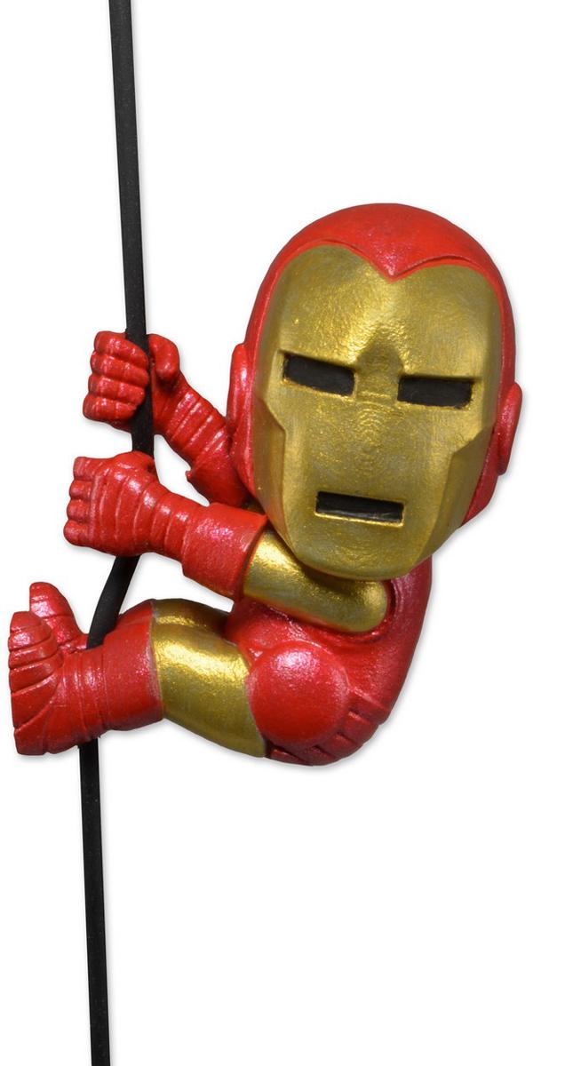 Neca Фигурка Scalers Mini Figures 2 Wave 2 Iron Man цена