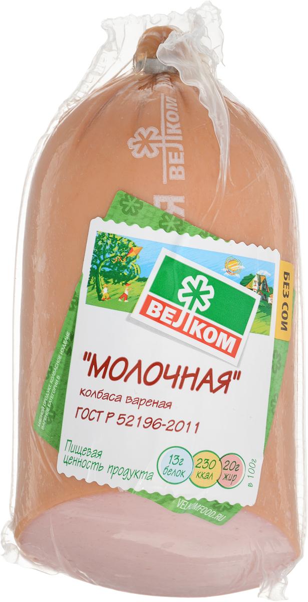 Велком Молочная колбаса в белковой оболочке, 440 г велком молочная колбаса в белковой оболочке 440 г