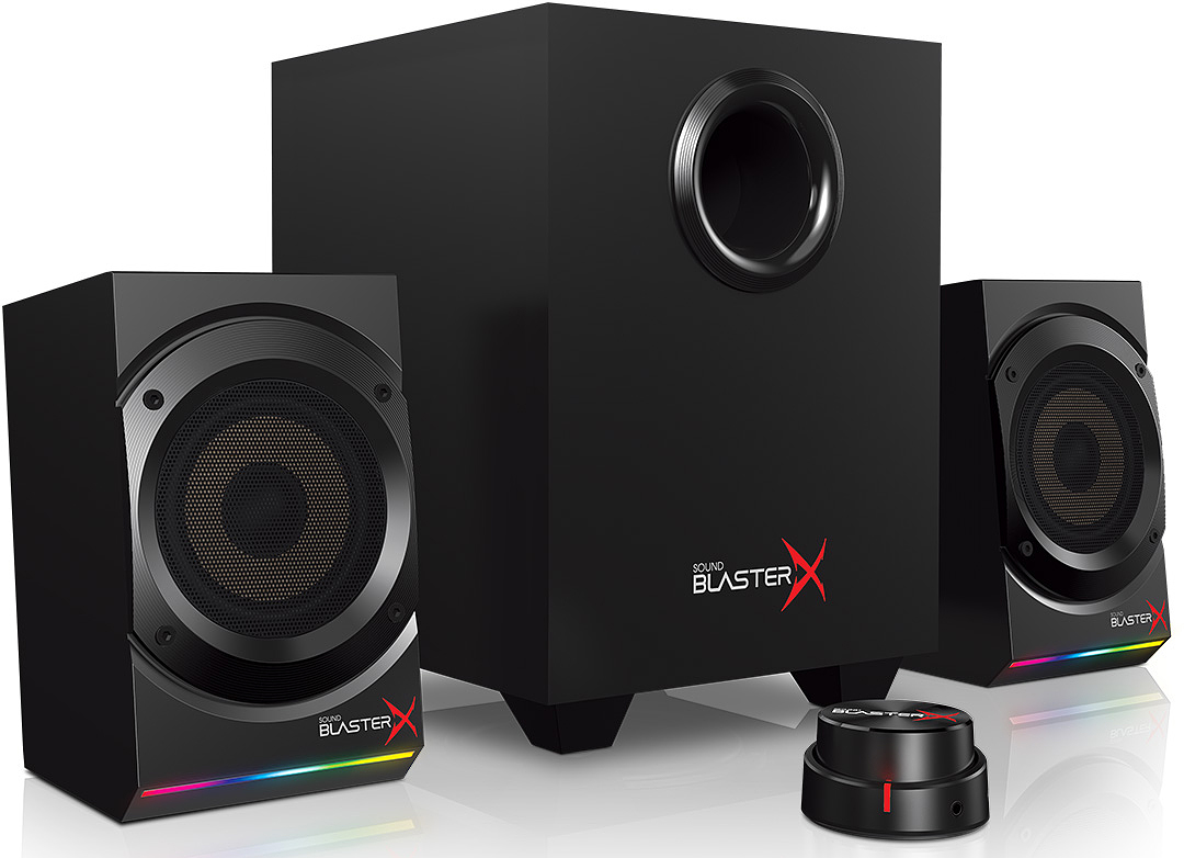 Компьютерная акустика Creative Sound BlasterX Kratos S5, Black Creative