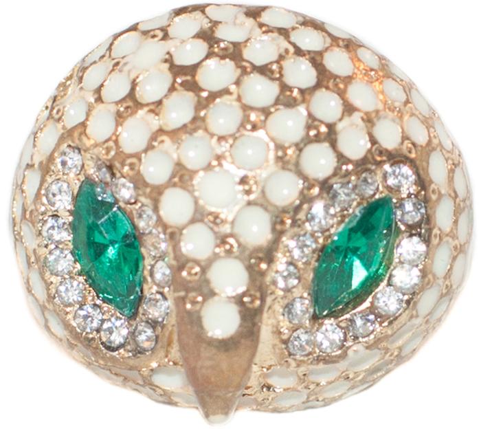 Кольцо бижутерное YusliQ Кольцо женское цвет: золотой. ko1801, золотой