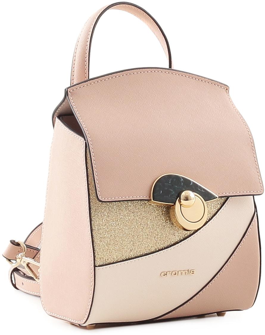 e28552061f6d Рюкзак женский Cromia, цвет: розовый. 679 — купить в интернет-магазине  OZON.ru с быстрой доставкой